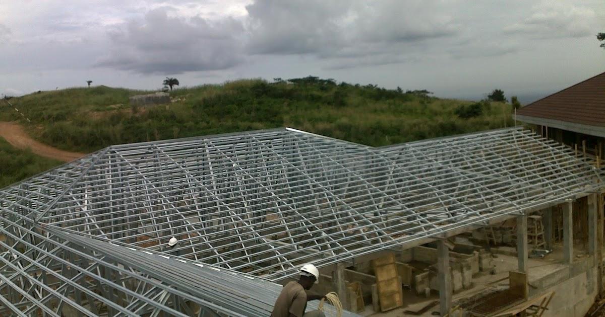 rangka atap baja ringan model limas harga dan jenis
