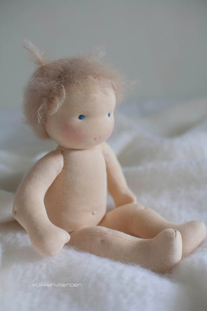 Waldorf baby doll