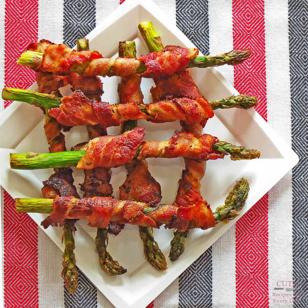 Picnic Foods #2: Bacon-Wrapped Asparagus