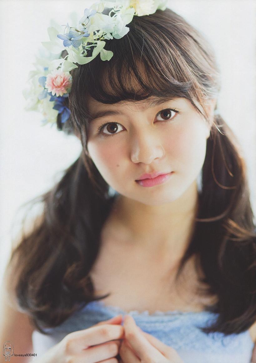 Ego Yuna 江籠裕奈 SKE48, No.02 BUBKA 2017.06 100%SKE48 (ブブカ 100%SKE48 2017年06月号)