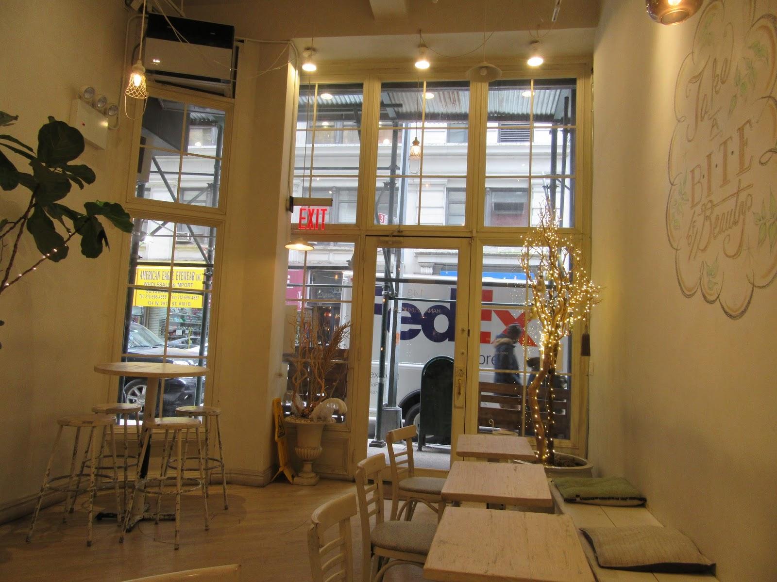 i love new york!: 日本のカフェ文化、nyを制す! 超かわいい女子カフェ