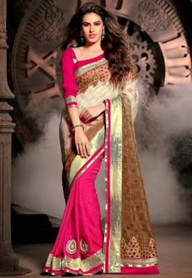 Latest-unique-indian-designer-bridal-saree-collection-for-brides-14