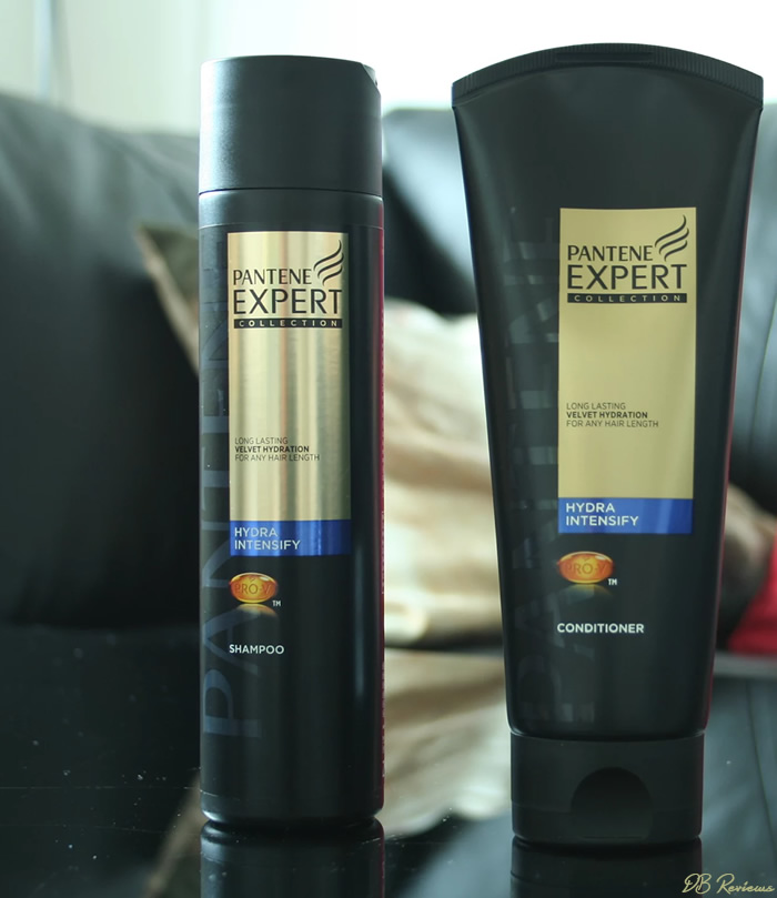 Pantene Expert Collection Hydra Intensify Shampoo and Conditioner Review