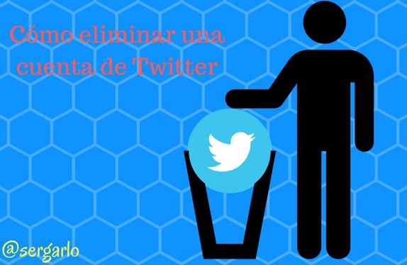 Twitter, Redes sociales, Social media, Eliminar, Perfil,