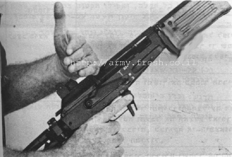 Future War Stories: FWS Forgotten Weapons: The Israeli Galil Assault