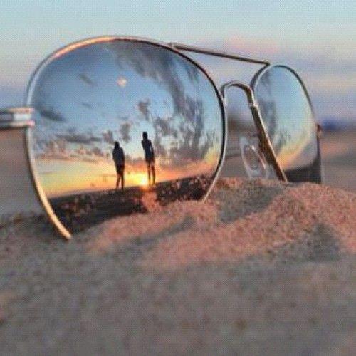 fotos praia verão inspiração óculos