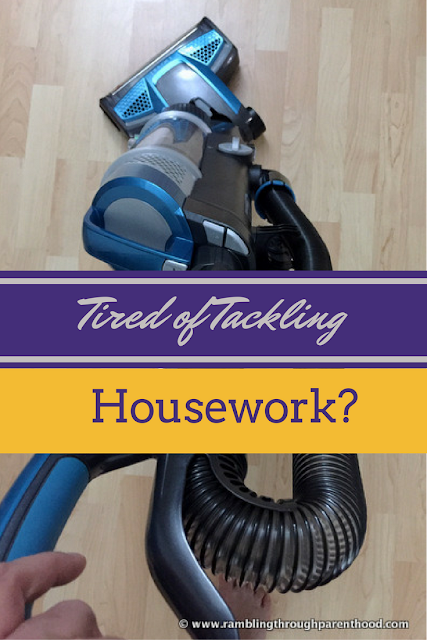 Hands up if you like doing housework. Hmm, I thought so. There's not many of us who enjoy doing household chores. We just do them because nobody else would. What if help was on hand? Intrigued? Read on...