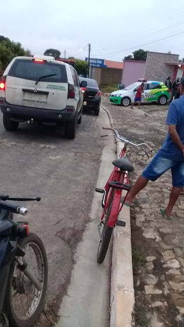 PARNAIBANO É MORTO EM TROCA DE TIROS DURANTE TENTATIVA DE ASSALTO NA CIDADE DE ÁGUA BRANCA