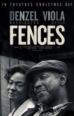 Oscarová nominace na nejlepší film 2017 - Fences