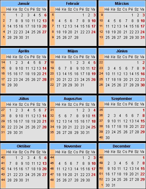 2o13 naptár 2013 as naptár 2o13 naptár