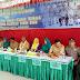 Danramil 0819/20 Gempol Hadiri Penilaian Lomba Evaluasi Tingkat Perkembangan Desa/Kelurahan