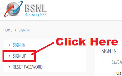 link bsnl sim to aadhar online