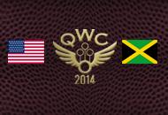 USA v Giamaica