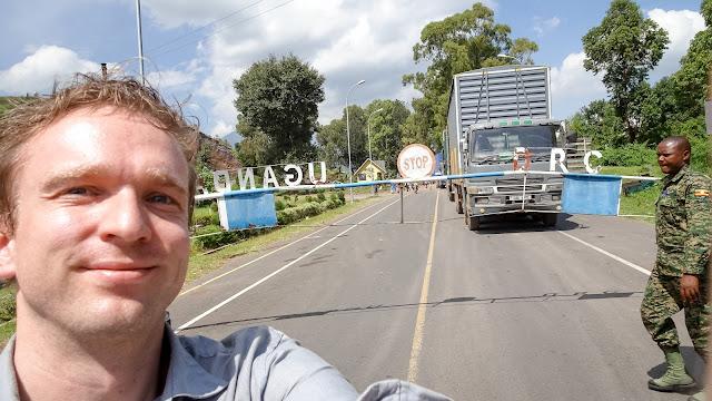 Border Crossing Kisoro to Rwanda