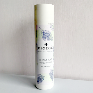 Review: Biozoè Natural Choice Verdebio Shampoo
