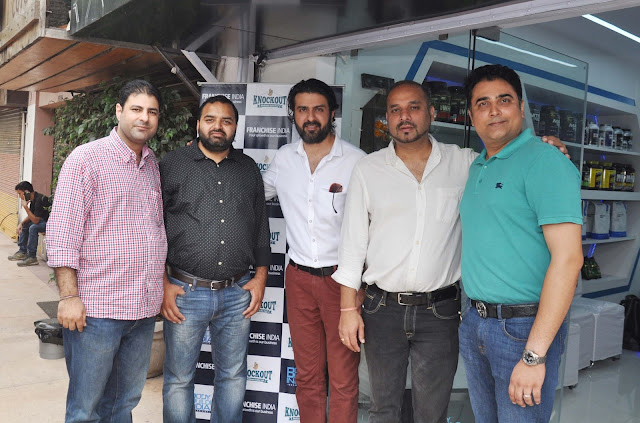 Body Building India (BBI) Launches Exclusive Fitness Store In Gurgaon