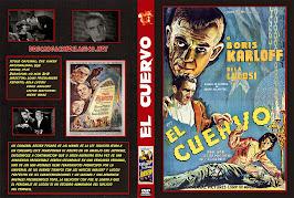 Carátula - El cuervo 1935