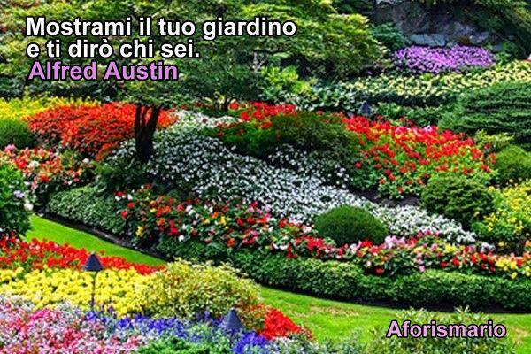 aforismario®: giardino - aforismi, frasi e proverbi