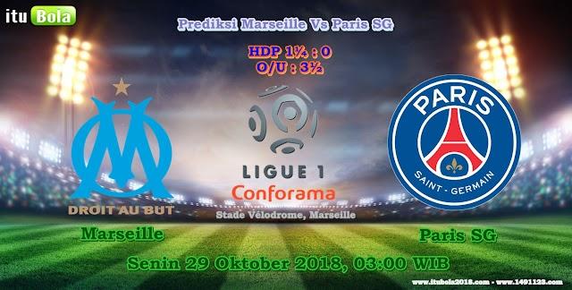Prediksi Marseille Vs Paris SG - ituBola