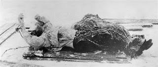 Rasputin cadáver