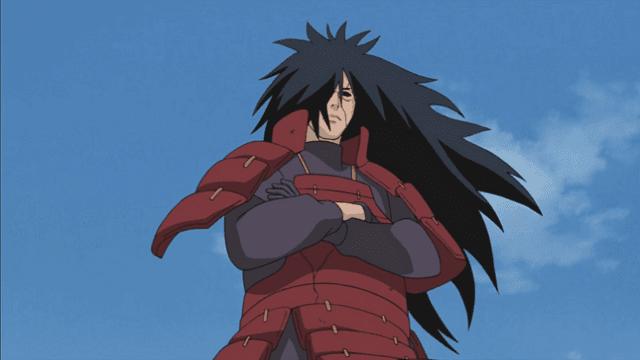 Madara adalah Uchiha terkuat sampai saat ini