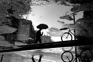 Fotografía con ilusión óptica o Perspectiva forzada