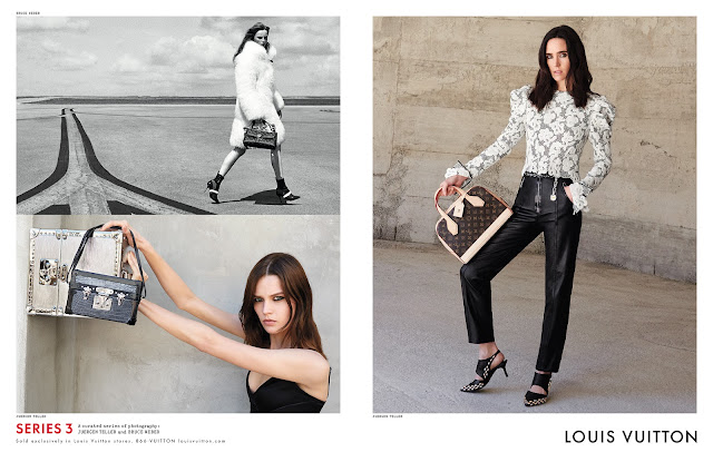 Louis Vuitton's Series 3 FULL FW15 Ad Campaign and Videos