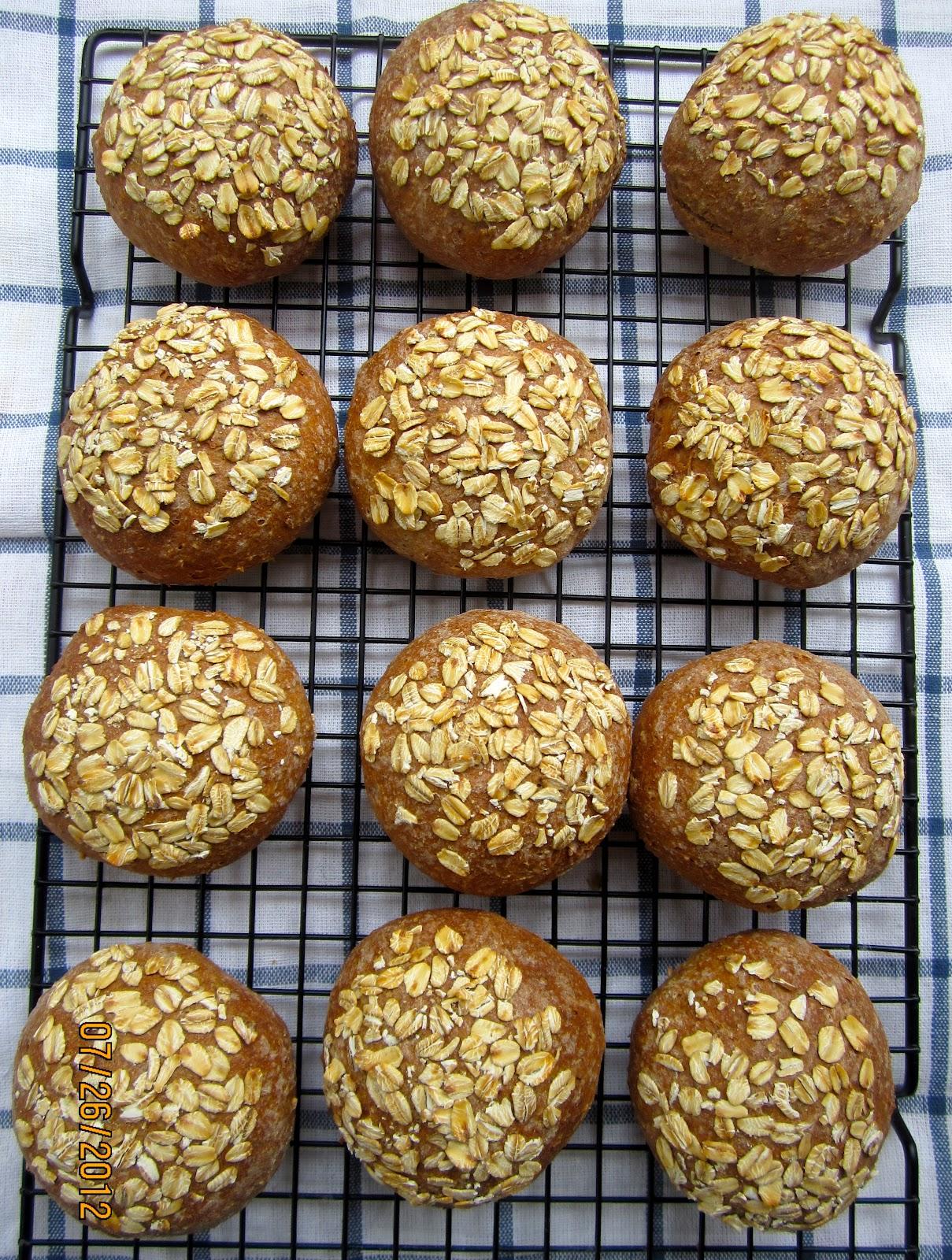 Brot Amp Bread Dan Lepard S Alehouse Rolls