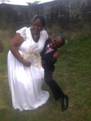 comedian d'lectura wedding photos