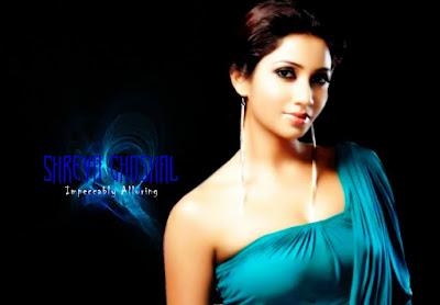 Shreya Ghoshal HD Wallpapers Download