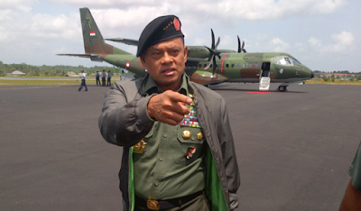 Nyamar Jadi Turis, Panglima TNI: Militer China Dan Amerika Sudah Kepung Indonesia