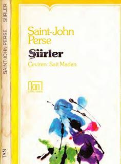 Saint-John Perse - Şiirler