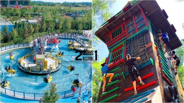 5 Tempat Rekreasi Paling Popular Di Malaysia. Tipulah Kalau Korang Tak Pernah Pergi