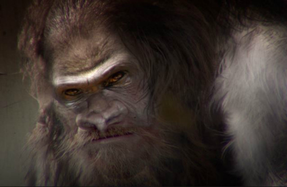 'She'll Never Forget the Face of Bigfoot!'