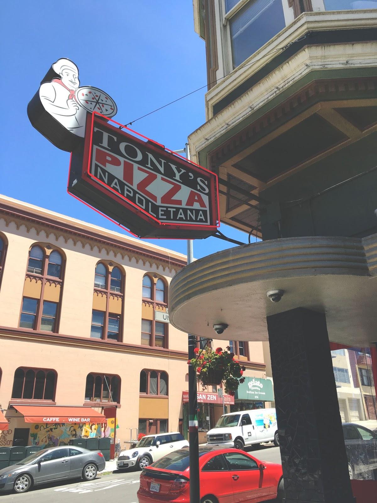 Tony's Pizza Napoletana - a restaurant in San Francisco, California