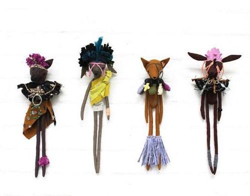Tribal dolls Abigail Brown