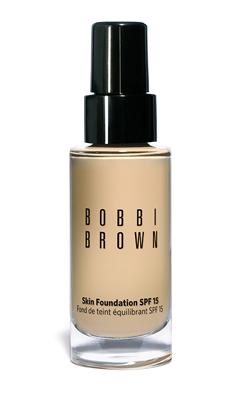 Bobbi Brown Natural Finish Vs Skin Foundation