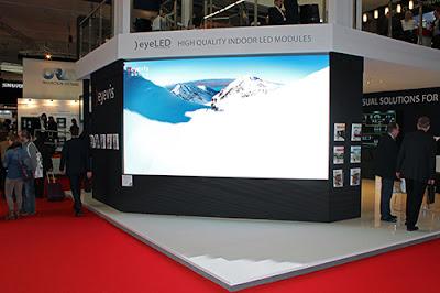 Công ty chuyên cung cấp lắp đặt màn hình led tại điện biên