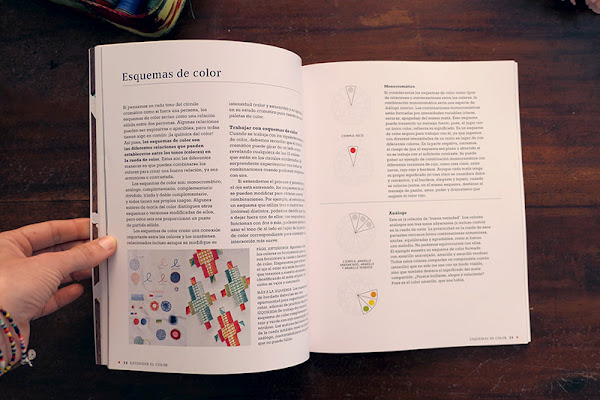hi there! hope your week started well  ) got a new inspiring book about how  to choose and apply color palettes on embroidery projects. 8b2ac040a2