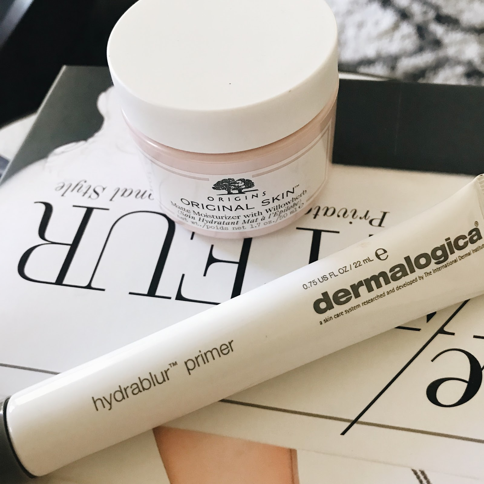 Love, Lenore - favorite skincare products