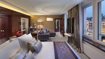 Ideas para una habitación tipo hotel