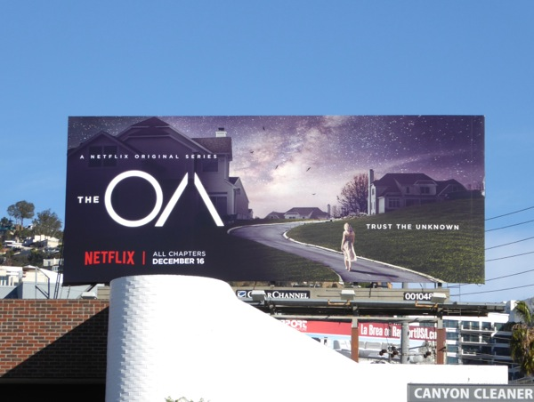 The OA season 1 billboard