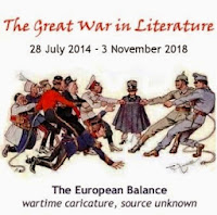 http://edith-lagraziana.blogspot.co.at/2014/07/reading-challenge-great-war-in-literature.html