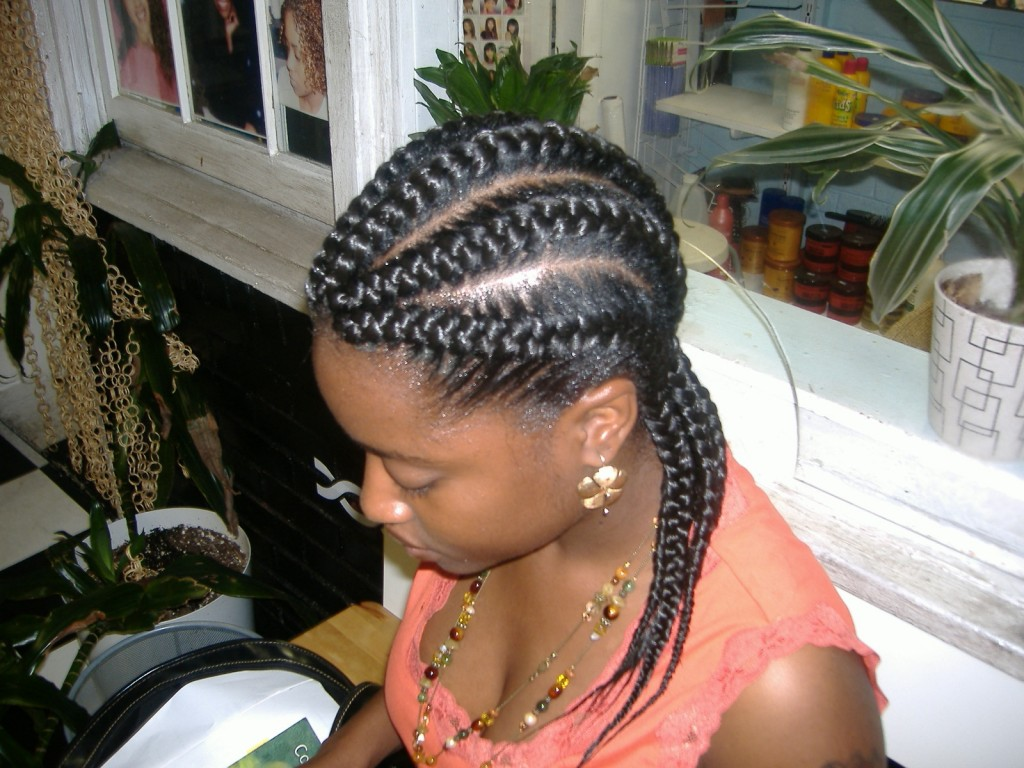 Top 60 Black Braids For Kids | Hairstyles Gallery