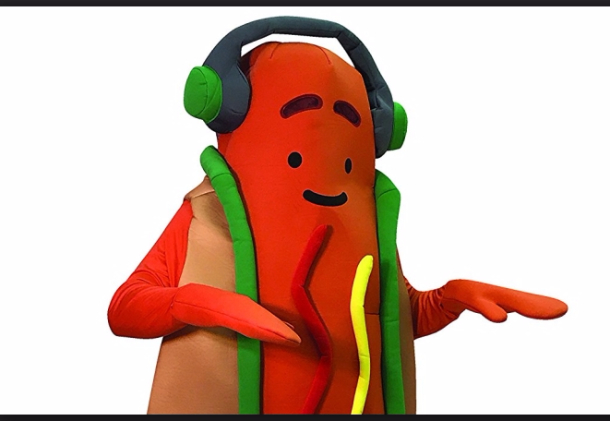 For reasons that aren't at all clear, it appears Snap, the company behind Snapchat and Spectacles, is selling a dancing hot dog costume on Amazon. The costume is the only product listed under the Snap Inc company's profile page and it is priced at a hefty $80. If that doesn't deter you — and you're not too tall and have a strong desire to dress as a hot dog this Halloween — the costume can be yours.  The costume recently appeared on the website and is listed as available now with Prime shipping. The costume exists in two parts: a pair of pants and a tunic. When put on together, the costume makes the wearer look like a giant all-beef frank in a bun with with relish, ketchup, and mustard. There's also a pair of headphones, hence the 'dancing' part of the title.  The headphones aren't real and the costume doesn't dance on its own, of course, so you'll need to pack your own earbuds and grooves. The product page indicates that the costume will best fit people who are less than 6'4″ tall, which means basically everyone. There are slits for the wearer's hands to be exposed, as well as the head as shown in the image above.  It is anyone's guess why Snap is selling the outfit — it appears to be a random oddity for the fun of it. The company is no longer a stranger to selling physical products, though, thanks to its Snap Spectacles glasses. With those, users are able to record short videos from their own point of view, then share the videos on the service's Snapchat app.  SOURCE: Amazon