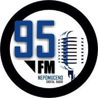 Rádio 95 FM 95,9 de Nepomuceno MG