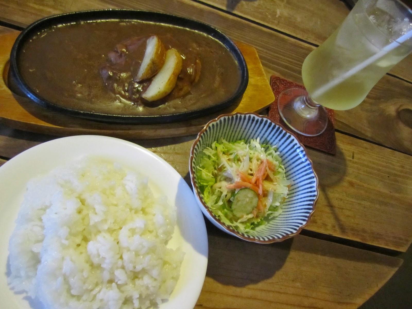Hamburg Curry Gaucho Towada Cafe ハンバーグカレー ガウチョ 十和田市 カフェ