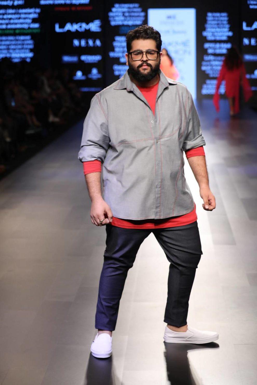 efd76845fa0 La Mejor Moda Para Hombres Gordos -Tallas Especiales : Outfits para ...