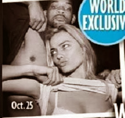 will smith margot robbie photos