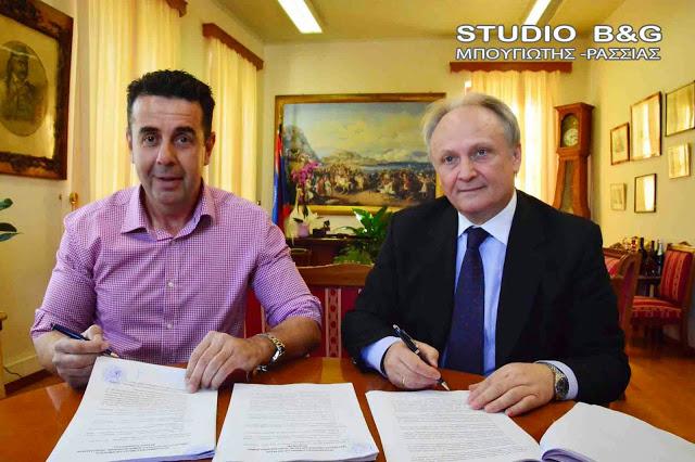 Ανδριανός για το κολυμβητήριο Ναυπλίου: Με καθυστέρηση 3,5 χρόνων προχωρά η υλοποίηση των έργων που αποφασίστηκαν και δρομολογήθηκαν κατά τη θητεία μου στο Υπουργείο Αθλητισμού